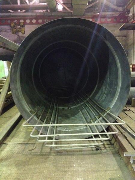 Фотографии Емкость подземная и Емкость Подземная с Подогревателем. ЕП и ЕПП
