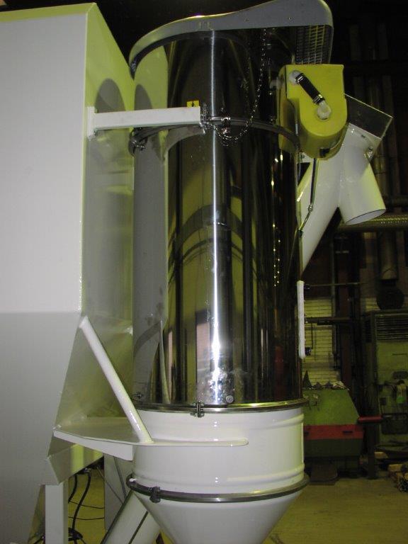Фотографии Горизонтальные силосы для цемента