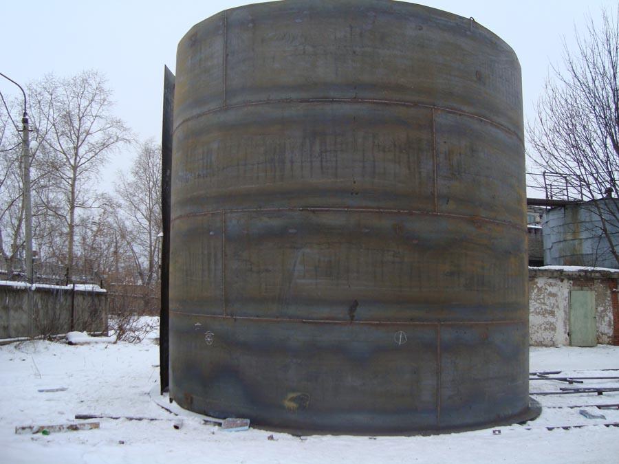 Фотографии Вертикальные цилиндрические резервуары